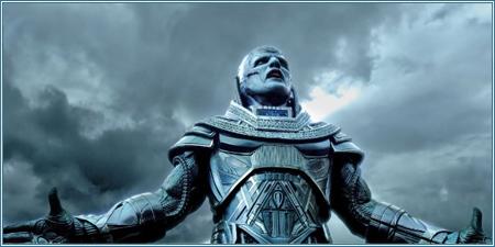 Oscar Isaac es Apocalipsis