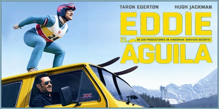 Eddie el Águila (Eddie the Eagle)