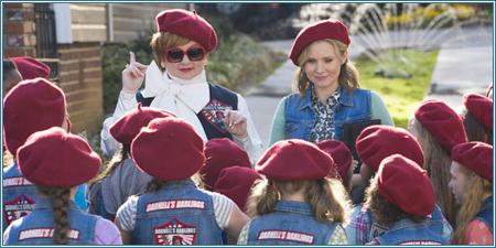 Melissa McCarthy y Kristen Bell
