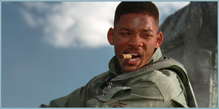 Will Smith es el Capitán Steven Hiller
