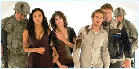 Jessica Lucas, Lizzy Caplan, Michael Stahl-David y T.J. Miller