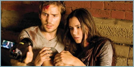 Michael Stahl-David y Odette Annable