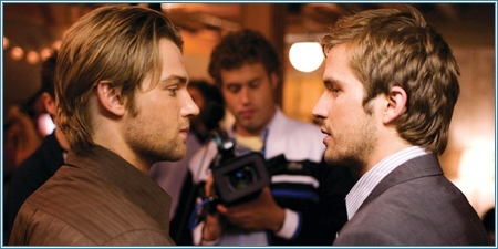 Mike Vogel, T.J. Miller y Michael Stahl-David