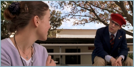 Olivia Williams y Jason Schwartzman