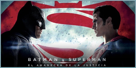 Batman v Superman: El amanecer de la Justicia (2016)
