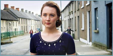 Saoirse Ronan es Eilis Lacey
