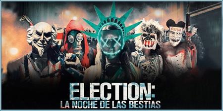 Election: La noche de las bestias (The purge: Election year)