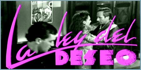 La ley del deseo (1987)