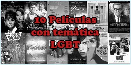 10 películas con temática LGBT