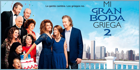Mi gran boda griega 2 (My big fat greek wedding 2)