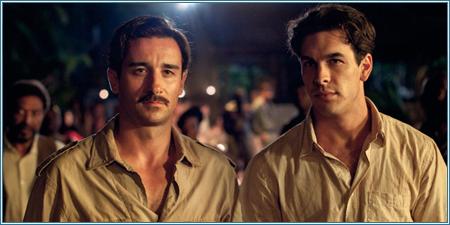 Alain Hernández y Mario Casas son Jacobo y Kilian