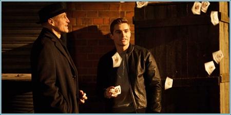 Woody Harrelson y Dave Franco