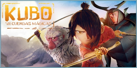 Kubo y las dos cuerdas mágicas (Kubo and the two strings)