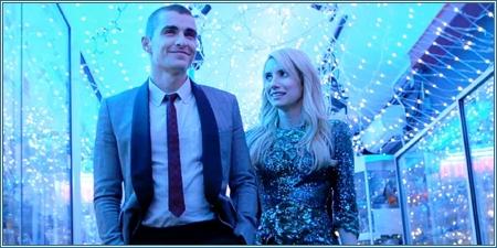 Dave Franco y Emma Roberts