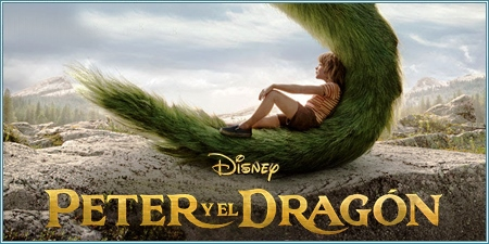 Peter y el dragón (Pete's dragon)
