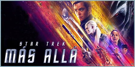 Star trek: Más allá (Star trek: Beyond)