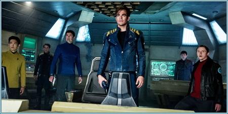 La tripulación del USS Enterprise