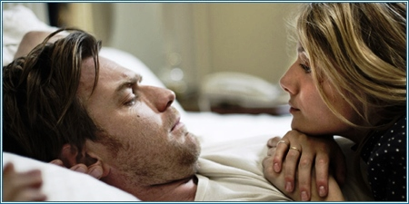 Ewan McGregor y Mélanie Laurent