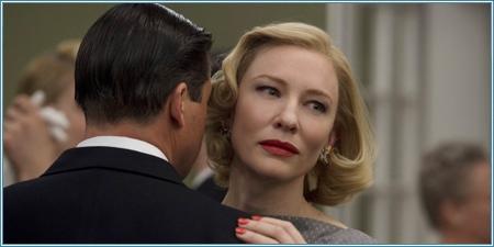 Kyle Chandler y Cate Blanchett