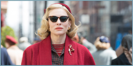 Cate Blanchett es Carol