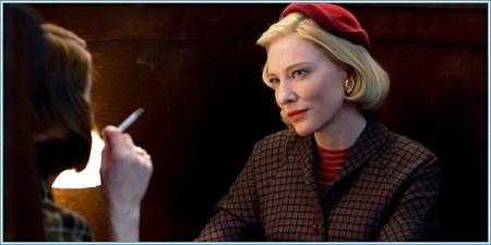 Sarah Paulson y Cate Blanchett