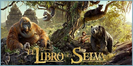 El libro de la selva (The jungle book)