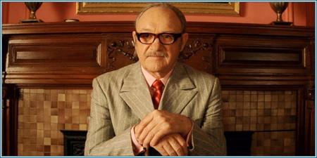 Gene Hackman es Royal Tenenbaum