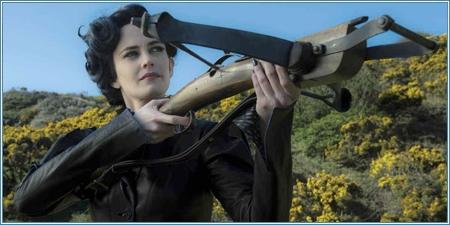 Eva Green es Miss Peregrine