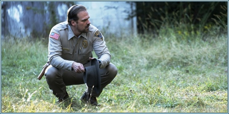 David Harbour es el jefe Jim Hopper