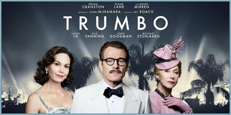 Trumbo. La lista negra de Hollywood (2015)