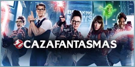 Cazafantasmas (Ghostbusters)