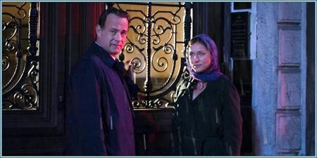 Tom Hanks y Sidse Babett Knudsen