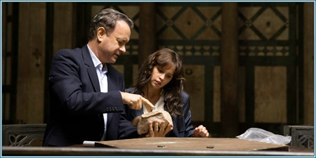 Tom Hanks y Felicity Jones son Robert y Sienna