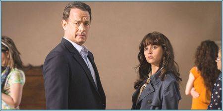 Tom Hanks y Felicity Jones