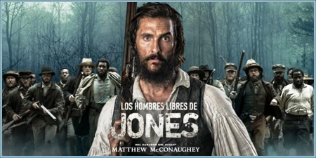 Los hombres libres de Jones (Free State of Jones)