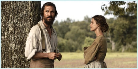 Matthew McConaughey y Keri Russell