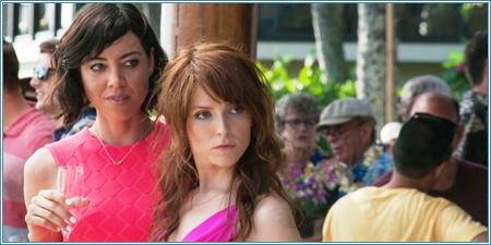 Aubrey Plaza y Anna Kendrick son Tatiana y Alice