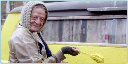 Maggie Smith es Mary Shepherd