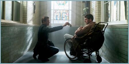 Brad Pitt y Matthew Goode