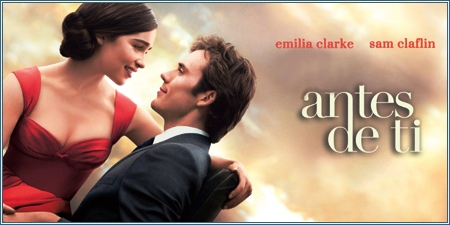 Antes de ti (Me before you)