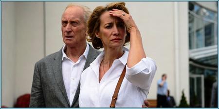 Charles Dance y Janet McTeer son los padres de Will