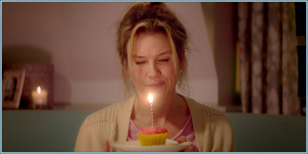 Renée Zellweger es Bridget Jones