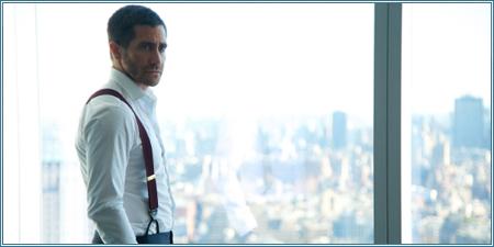 Jake Gyllenhaal es Davis Mitchell