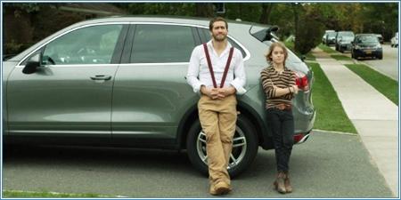 Jake Gyllenhaal y Judah Lewis