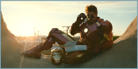 Robert Downey Jr. es Tony Stark