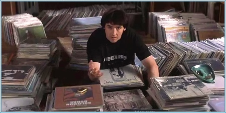 John Cusack es Rob Gordon