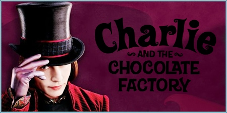 Charlie y la fábrica de chocolate (Charlie and the chocolate factory)