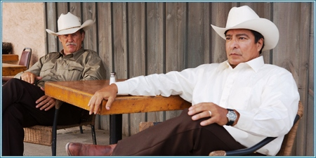 Jeff Bridges y Gil Birmingham