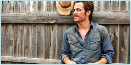 Chris Pine es Toby Howard