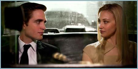 Robert Pattinson y Sarah Gadon